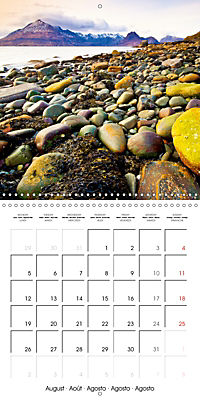 The power of stones (Wall Calendar 2019 300 × 300 mm Square) - Produktdetailbild 8