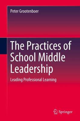 The Practices of School Middle Leadership, Peter Grootenboer
