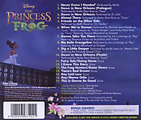 The Princess And The Frog (Engl.Original Version) - Produktdetailbild 1