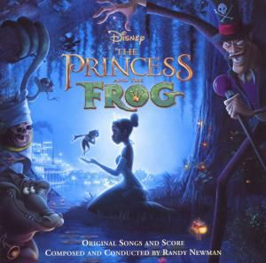 The Princess And The Frog (Engl.Original Version), Diverse Interpreten