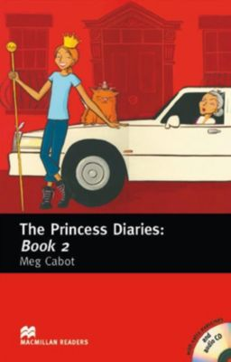 The Princess Diaries, w. 2 Audio-CDs, Meg Cabot