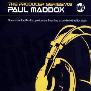 the producer series vol. 3, Paul Maddox