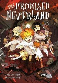 The Promised Neverland, Kaiu Shirai, Posuka Demizu