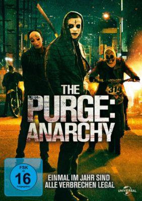 The Purge: Anarchy, Carmen Ejogo,Zach Gilford Frank Grillo