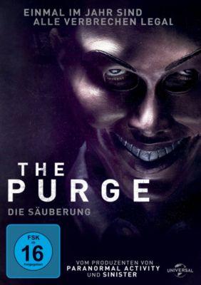 The Purge - Die Säuberung, James DeMonaco