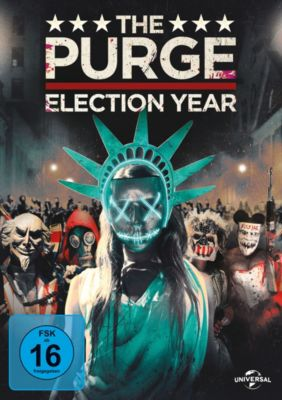 The Purge: Election Year, Elizabeth Mitchell,Edwin Hodge Frank Grillo