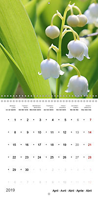 The Purity of the Colour White (Wall Calendar 2019 300 × 300 mm Square) - Produktdetailbild 4
