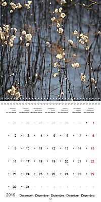 The Purity of the Colour White (Wall Calendar 2019 300 × 300 mm Square) - Produktdetailbild 12