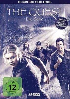 The Quest: Die Serie - Staffel 4, Diverse Interpreten