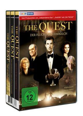 The Quest - Die Spielfilm-Trilogie, The Quest Box Set (3dvd)