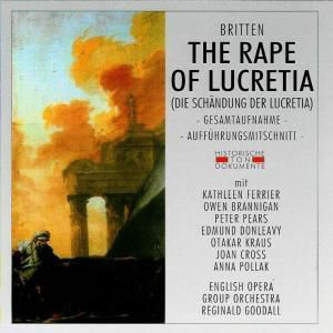 The Rape Of Lucretia, English Opera Group Orchestra