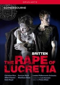 The Rape Of Lucretia, Rice, Clayton, Royal, Rock, Rose, Lpo