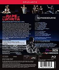 The Rape Of Lucretia - Produktdetailbild 1