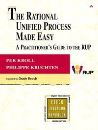 The Rational Unified Process Made Easy, Per Kroll, Philippe Kruchten