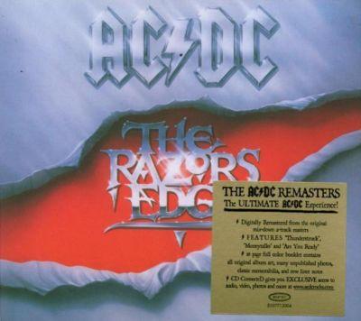The Razor's Edge, AC/DC