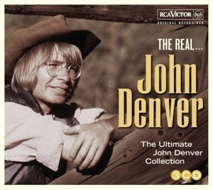 The Real...John Denver, John Denver