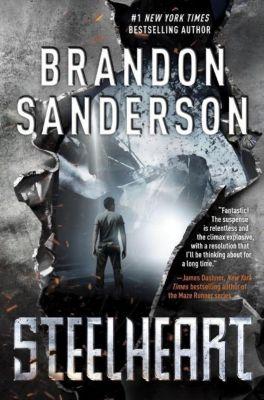 The Reckoners - Steelheart, Brandon Sanderson
