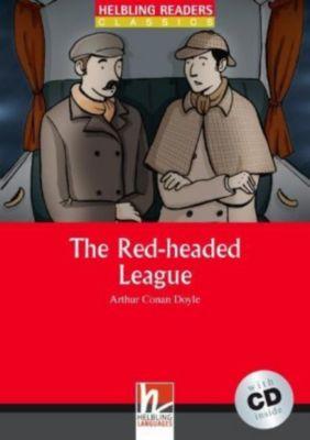 The Red-headed League, w. Audio-CD, Arthur Conan Doyle
