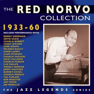 The Red Norvo Collection 1933-60, Red Norvo