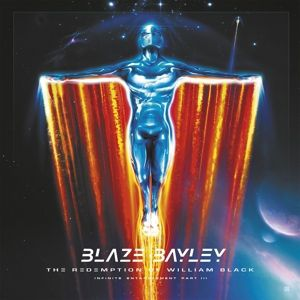 The Redemption Of William Black (2lp), Blaze Bayley