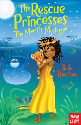 The Rescue Princesses: The Moonlit Mystery, Paula Harrison