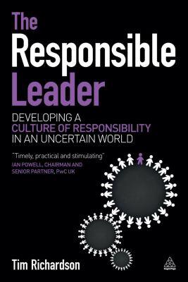 The Responsible Leader, Tim Richardson