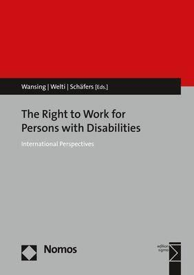 The Right to Work for Persons with Disabilities