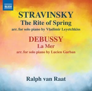 The Rite Of Spring/La Mer, Ralph Van Raat