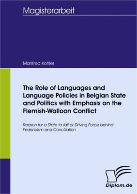 The Role of Languages and Language Policies in Belgian State and Politics with Emphasis on the Flemish-Walloon Conflict, Manfred Kohler