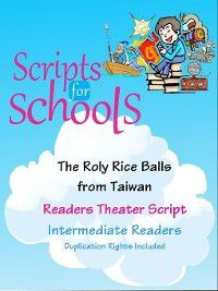 The Roly Rice Balls from Taiwan, Lois Walker