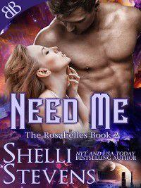 The Rosabelles: Need Me, Shelli Stevens