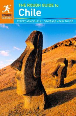 The Rough Guide to Chile, Shafik Meghji, Anna Kaminski, Rosalba O'Brien