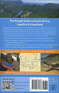 The Rough Guide to South Africa, Lesotho & Swaziland - Produktdetailbild 1