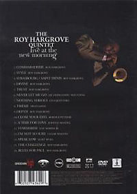 The Roy Hargrove Quintet - Live at the New Morning - Produktdetailbild 1