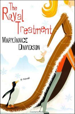 The Royal Treatment, Mary Janice Davidson