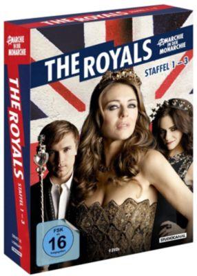 The Royals - Staffel 1-3