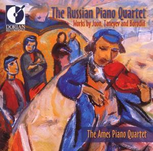 The Russian Piano Quartet, The Ames Piano Quartet