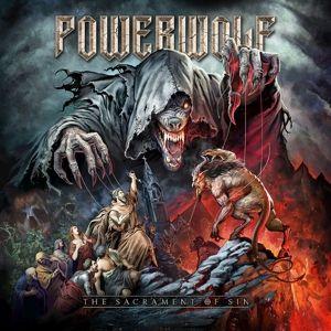 The Sacrament Of Sin (2CD Mediabook), Powerwolf