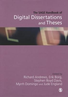 digital dissertations to research The required complexity or quality of research of a thesis or dissertation can vary by country networked digital library of theses and dissertations (ndltd.