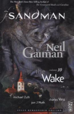 The Sandman - The Wake, Neil Gaiman