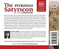 The Satyricon - Produktdetailbild 1