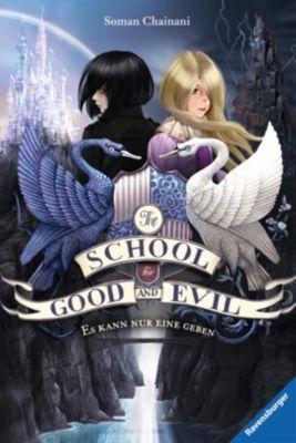 The School for Good and Evil 1: Es kann nur eine geben, Soman Chainani