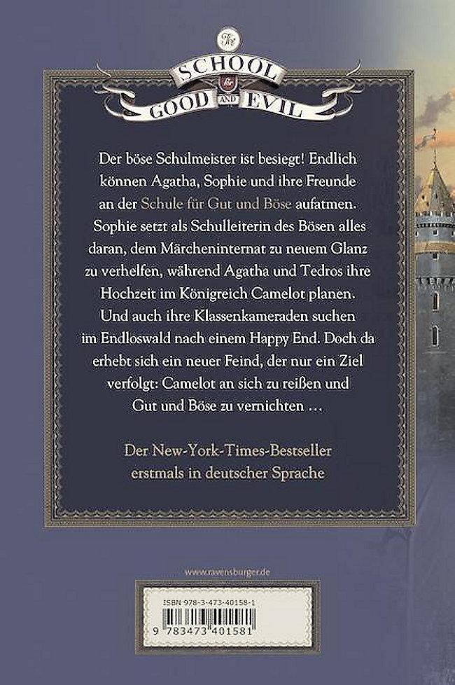 The School For Good And Evil Ein Königreich Auf Einen Streich Buch