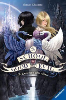 The School for Good and Evil - Es kann nur eine geben, Soman Chainani