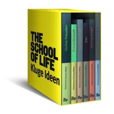 The School of Life - Kluge Ideen, 6 Bde. - Alain De Botton |