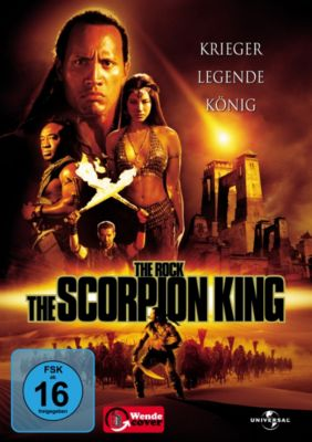 The Scorpion King, Stephen Sommers, William Osborne, David Hayter