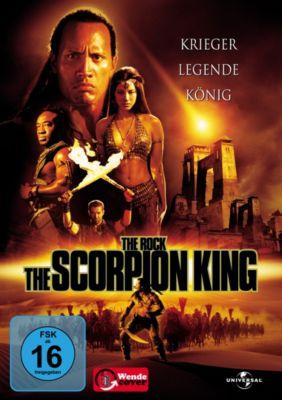 The Scorpion King, Stephen Sommers, William Osborne, David Hayter