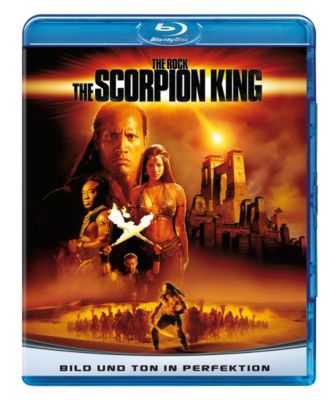 The Scorpion King, Michael Clarke Duncan,Steven Brand Dwayne Johnson