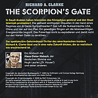 The Scorpion's Gate, 6 Audio-CDs - Produktdetailbild 1
