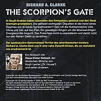 The Scorpion's Gate, 6 Audio-CDs - Produktdetailbild 1